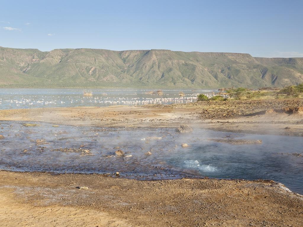 Paysages et mode de vie sur les rives du Lac Baringo