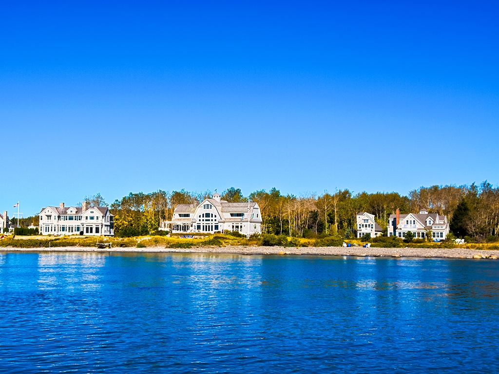 Route vers Kennebunkport