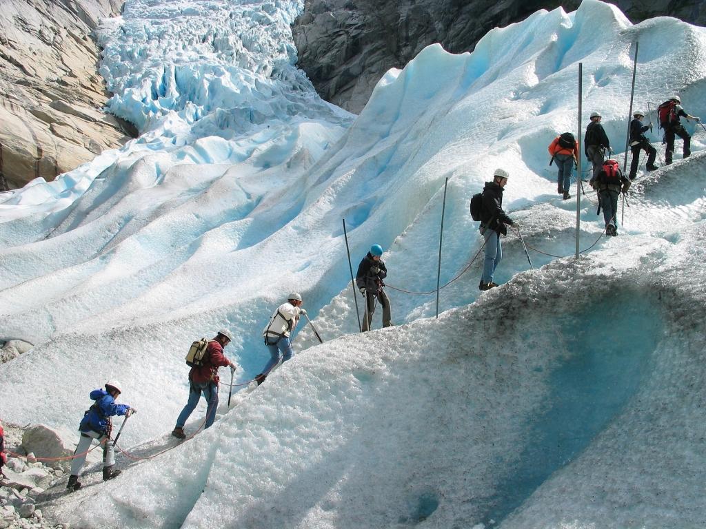 Le glacier le plus grand d'Europe