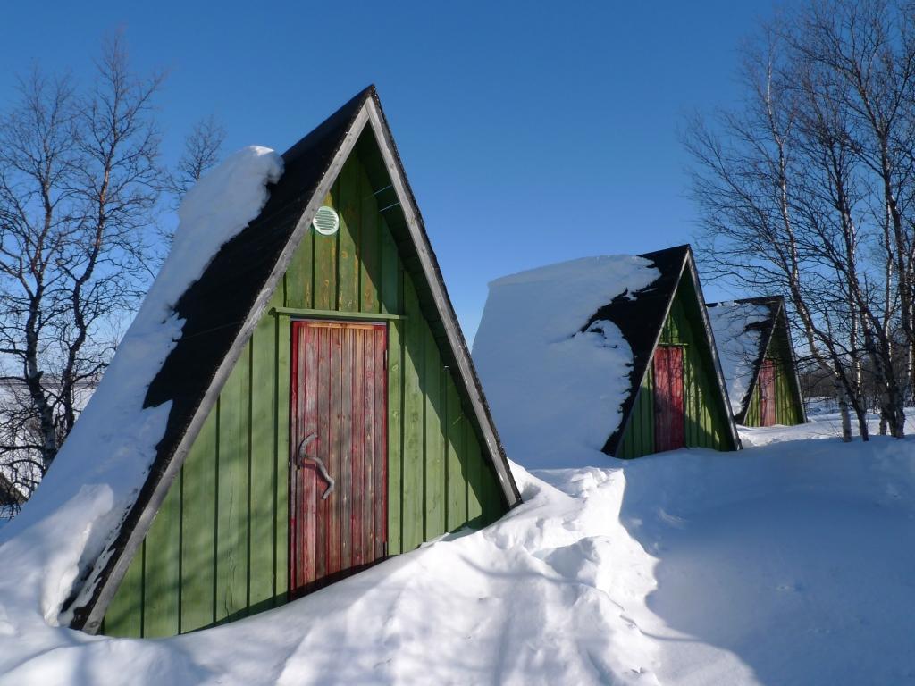 Finlande grandeur nature