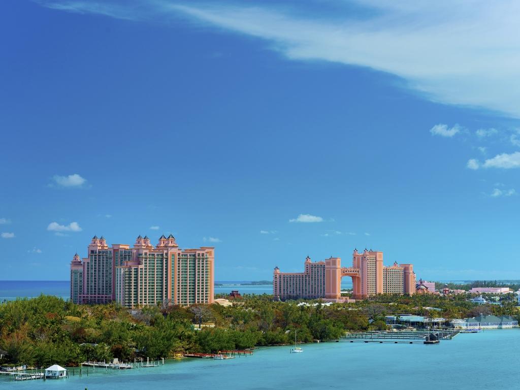 Départ et arrivée aux Bahamas