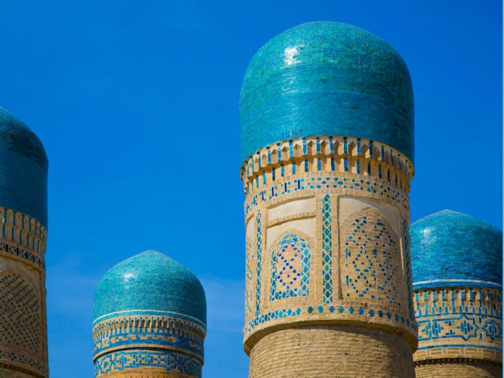 Le magnifique Palais d'été de l'Emir