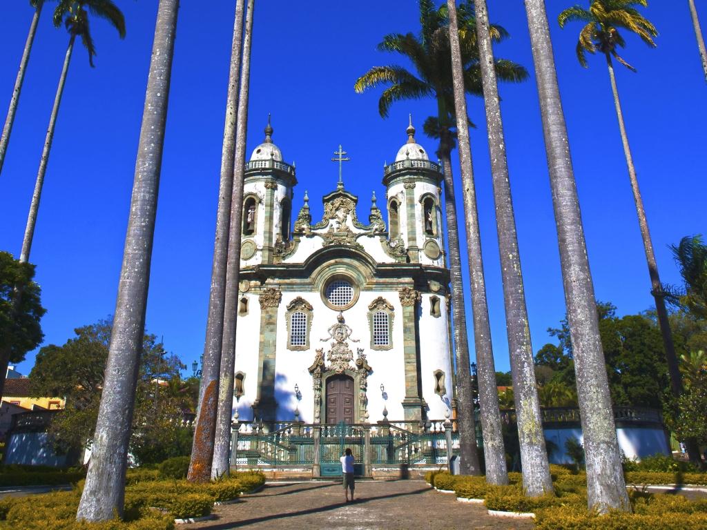 Sao Joao del Rey la prospère et Tiradentes la pittoresque