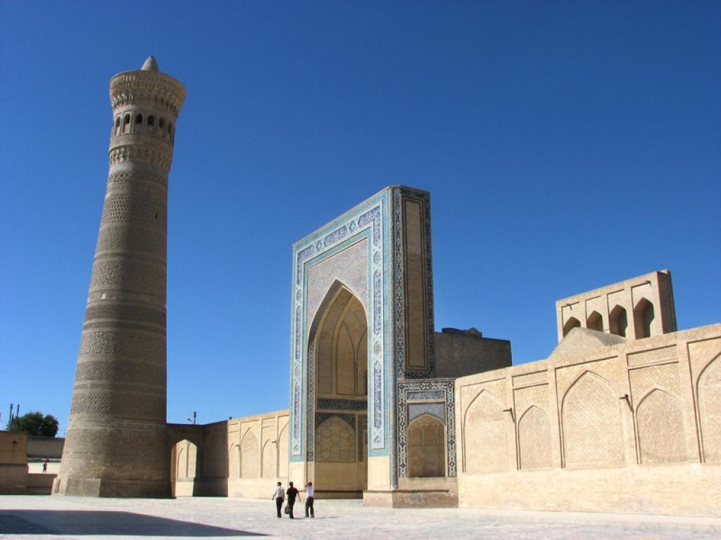 Le Palais d'été de l'Emir