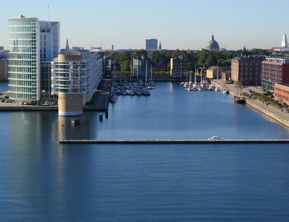 Copenhague à vélo !