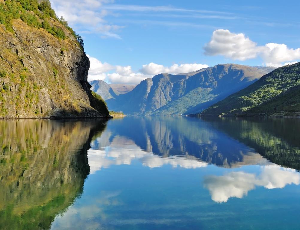 Le majestueux Geirangerfjord et la route des trolls
