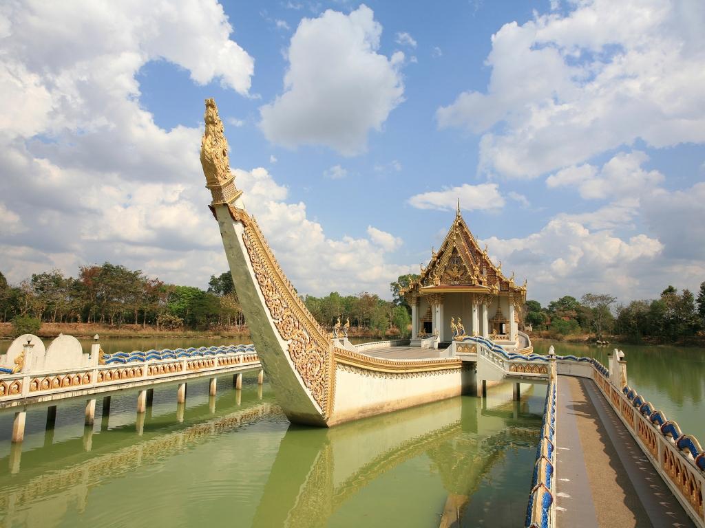Découverte de Bangkok