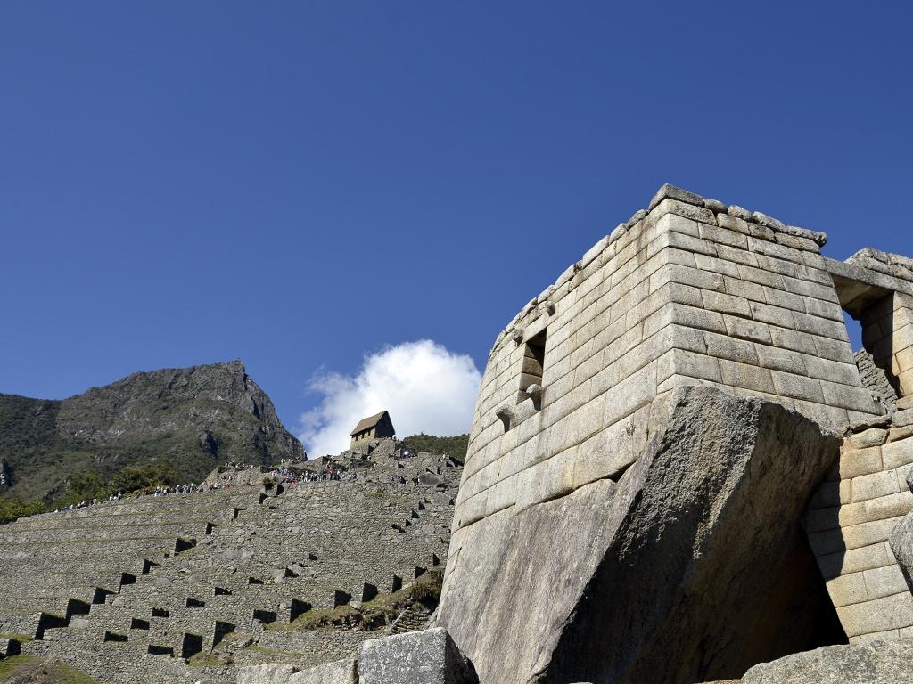 Trek sur le Chemin des Incas- 1er jour de marche