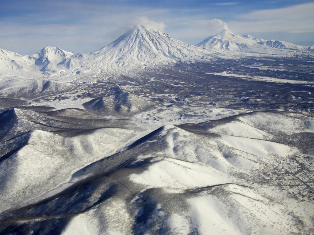 Volcan Gorely