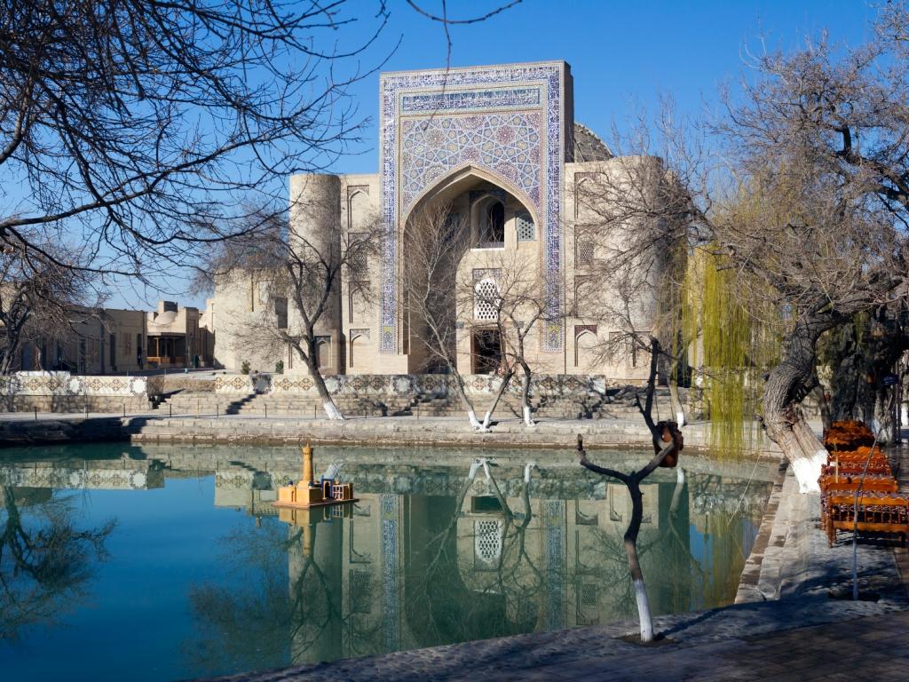 Le Palais d'Eté de l'Emir