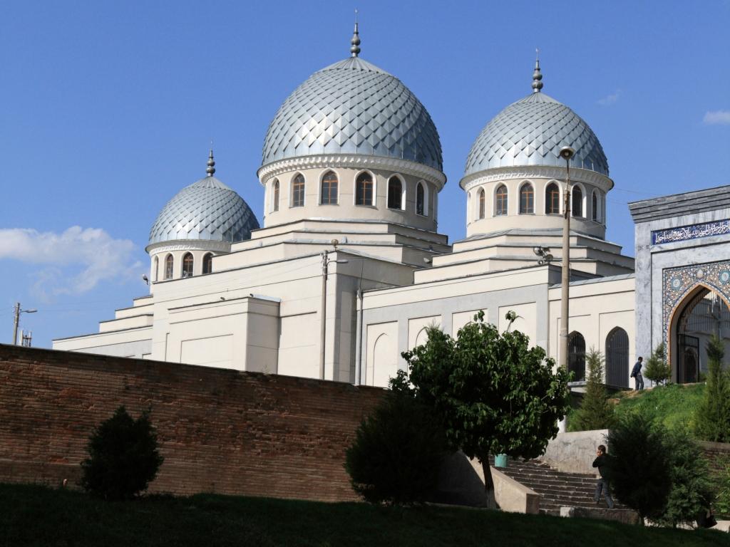 Tachkent, « La Ville de Pierre »