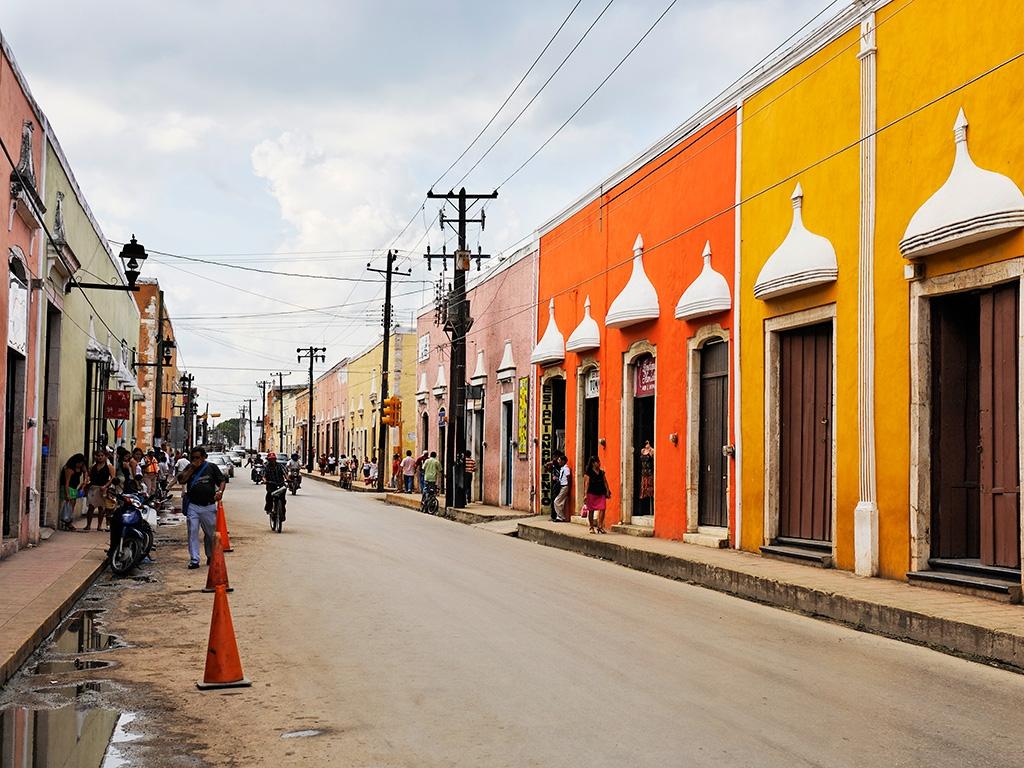 Bienvenue au Yucatan !