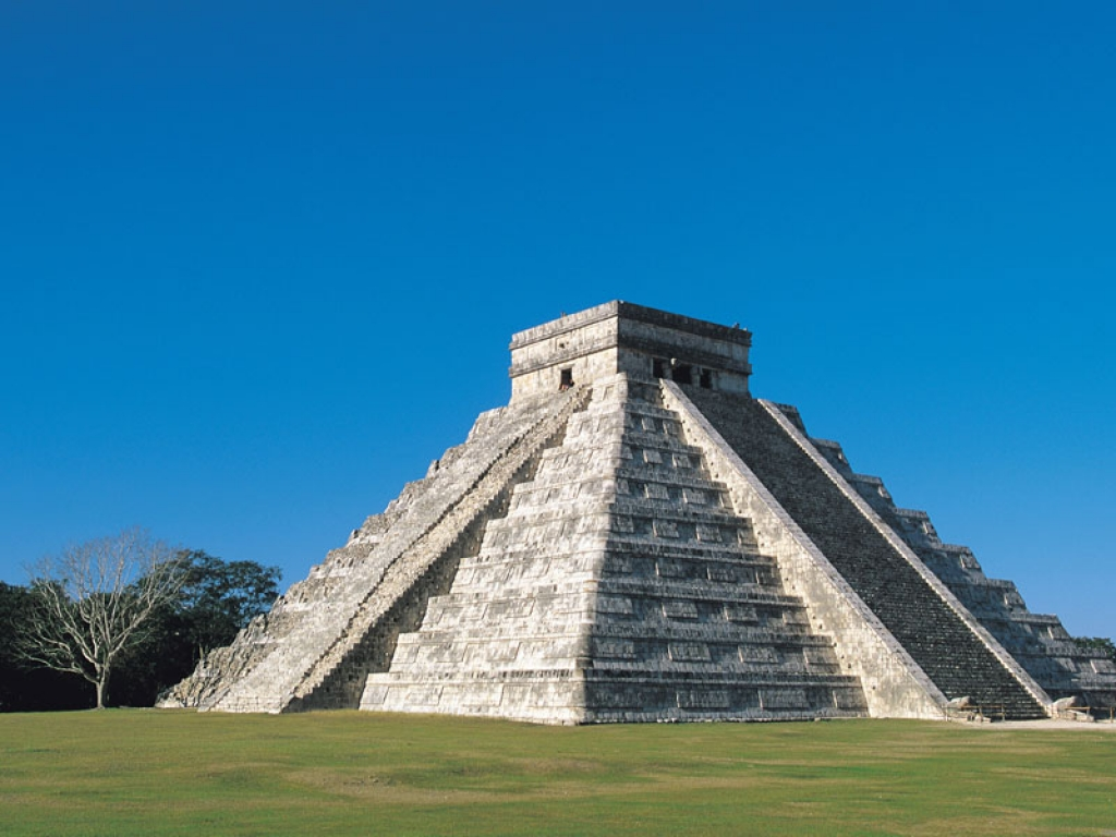 Chichen Itza, le plus grand site du monde Maya