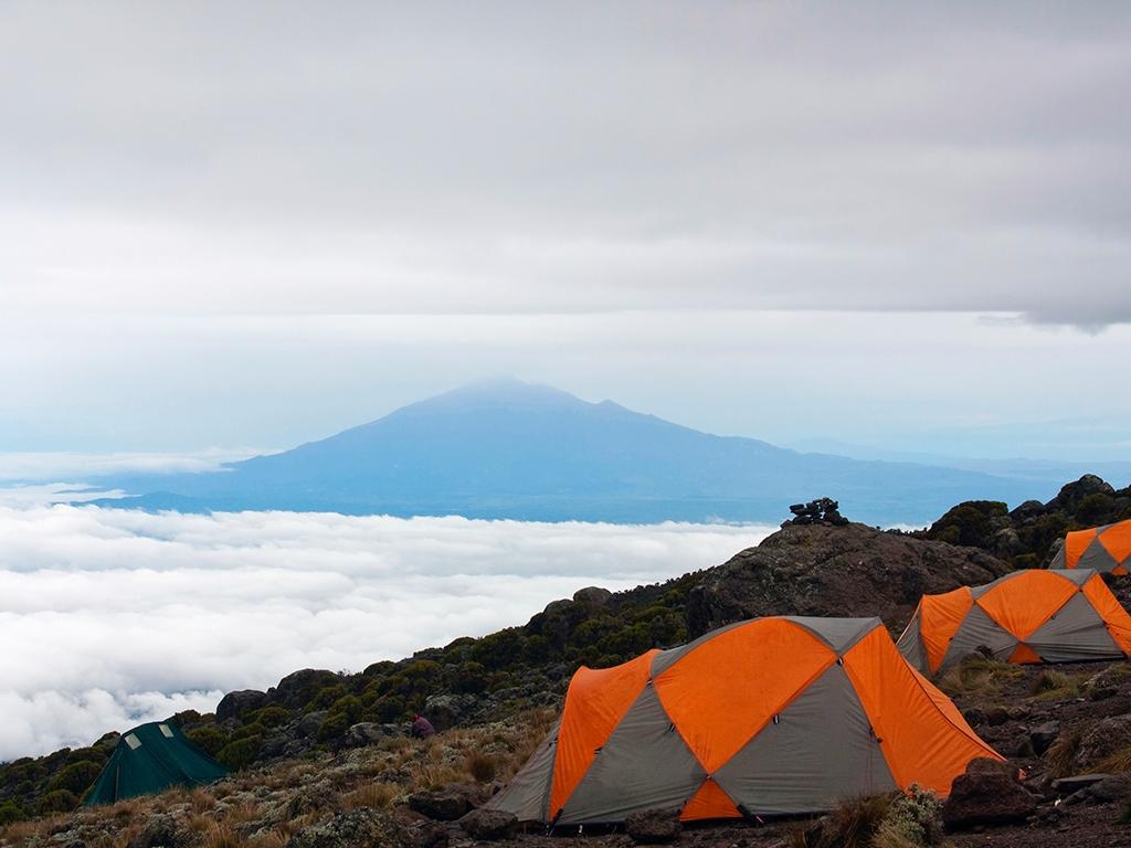 Camp de Barafu (4550m)