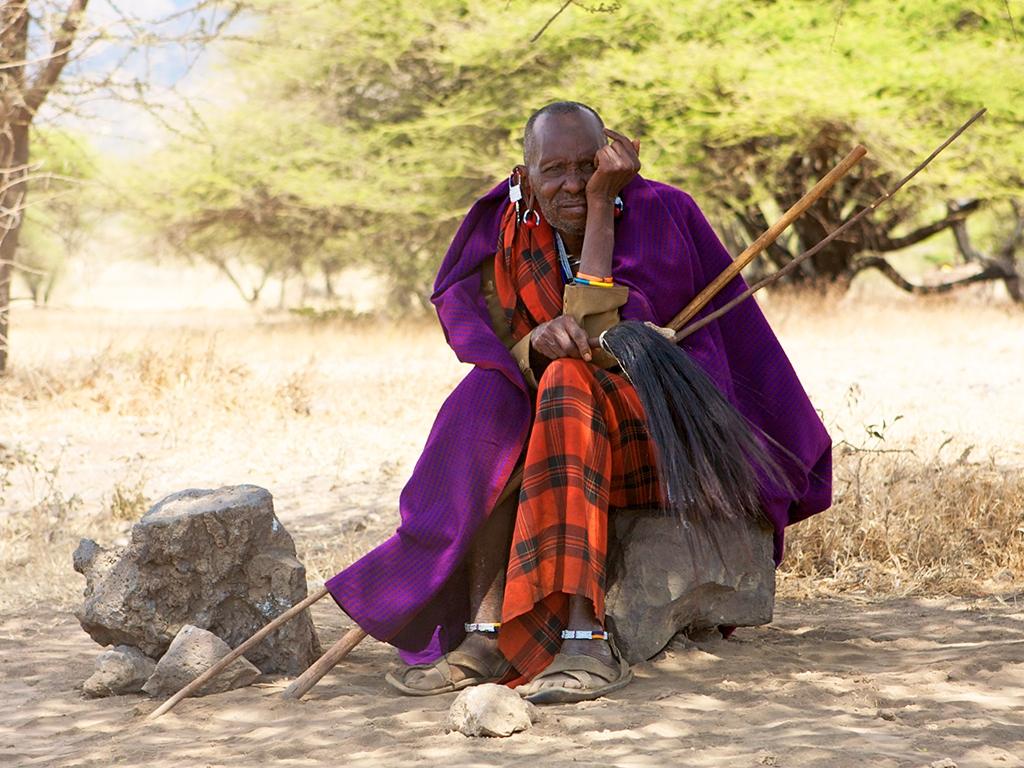 Merveilleux cratère Ngorongoro et rencontre avec les Masais