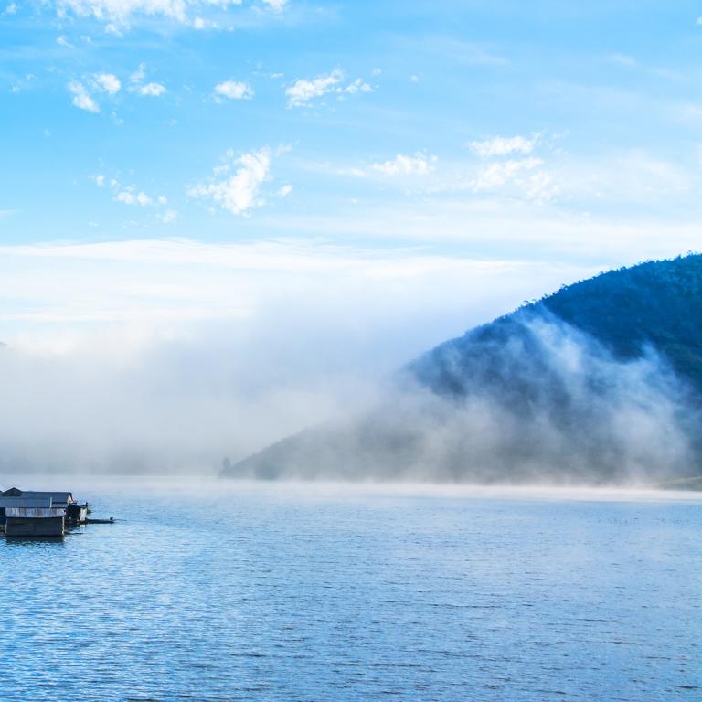 Le majestueux lac Lak
