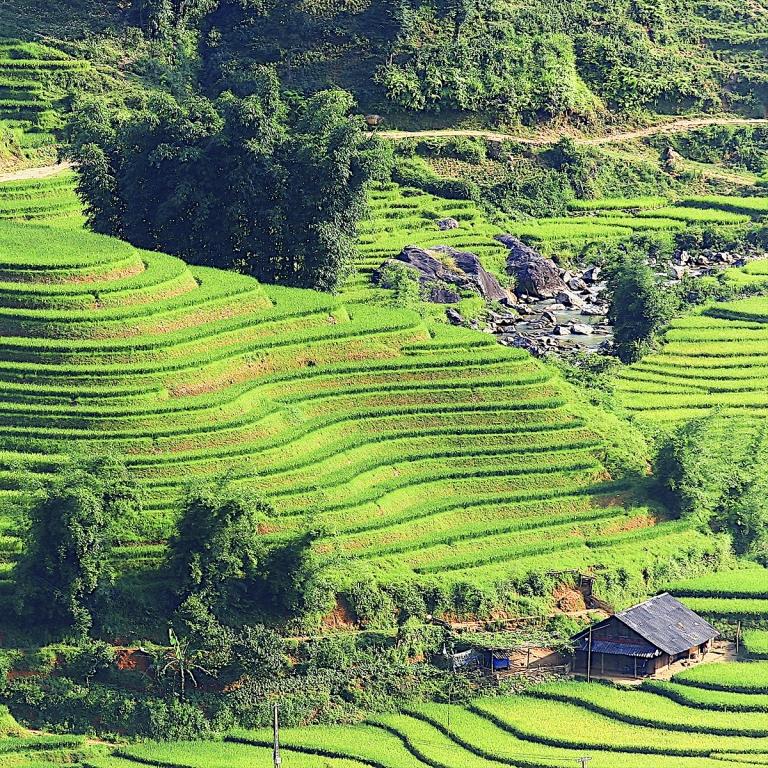Le pays des Muongs