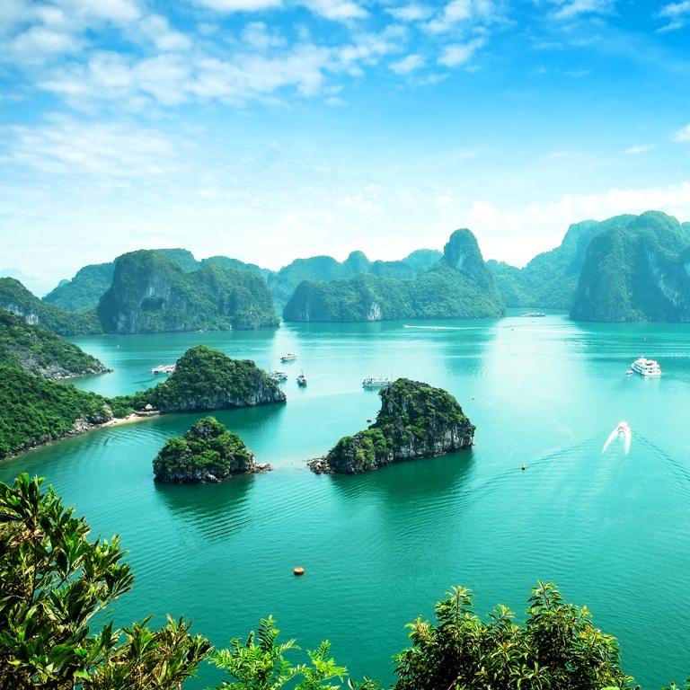 Croisière en Baie d'Halong : la descente du dragon