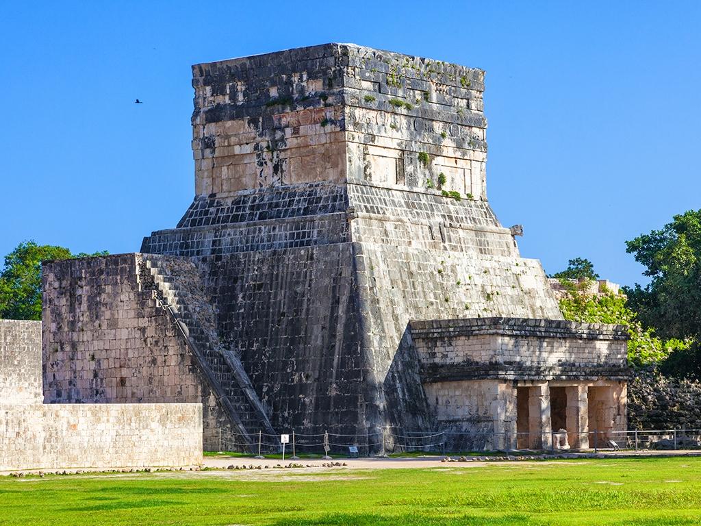 Une Merveille au cœur des Terres Mayas !
