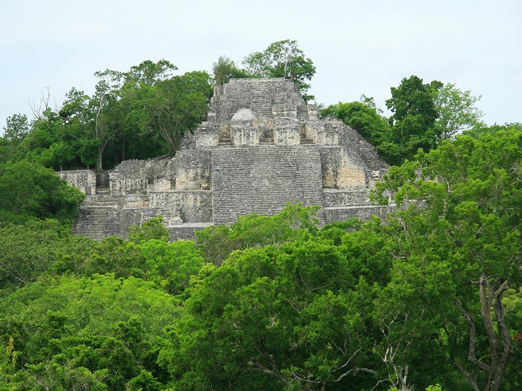Le Paradis perdu de Calakmul