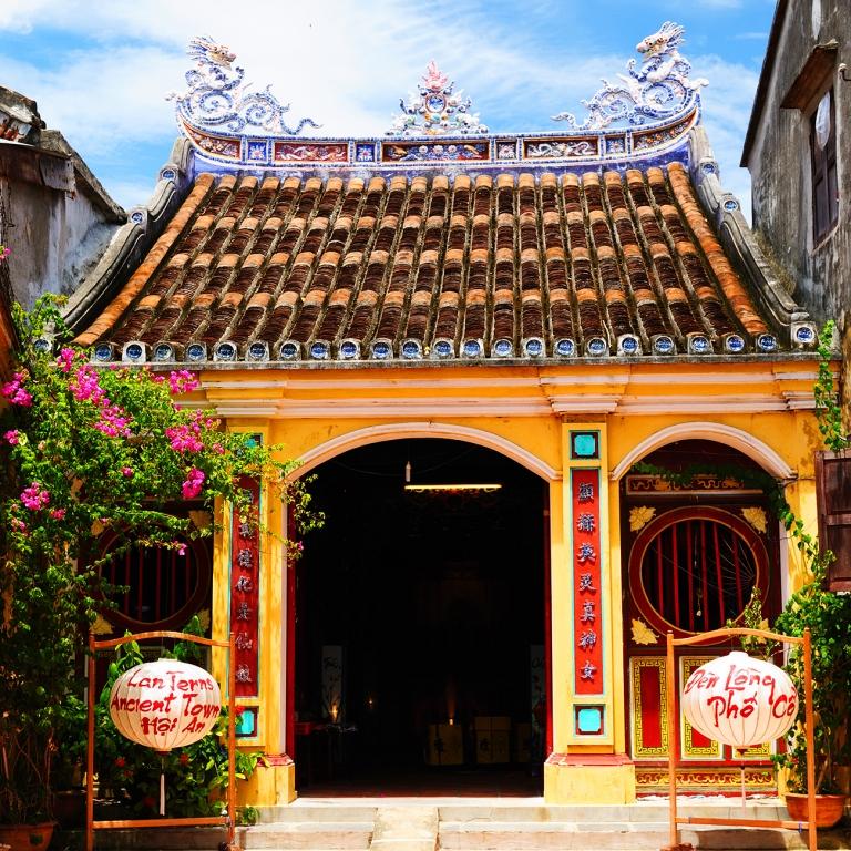 Départ du Vietnam