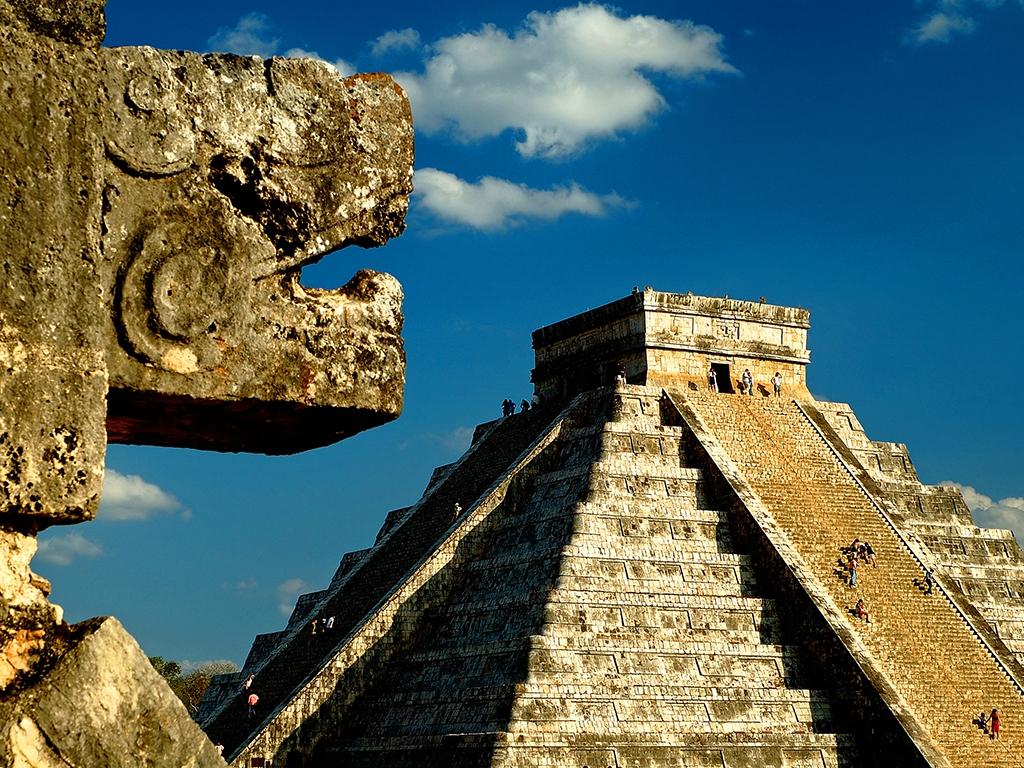 Bienvenue en Terre Maya !