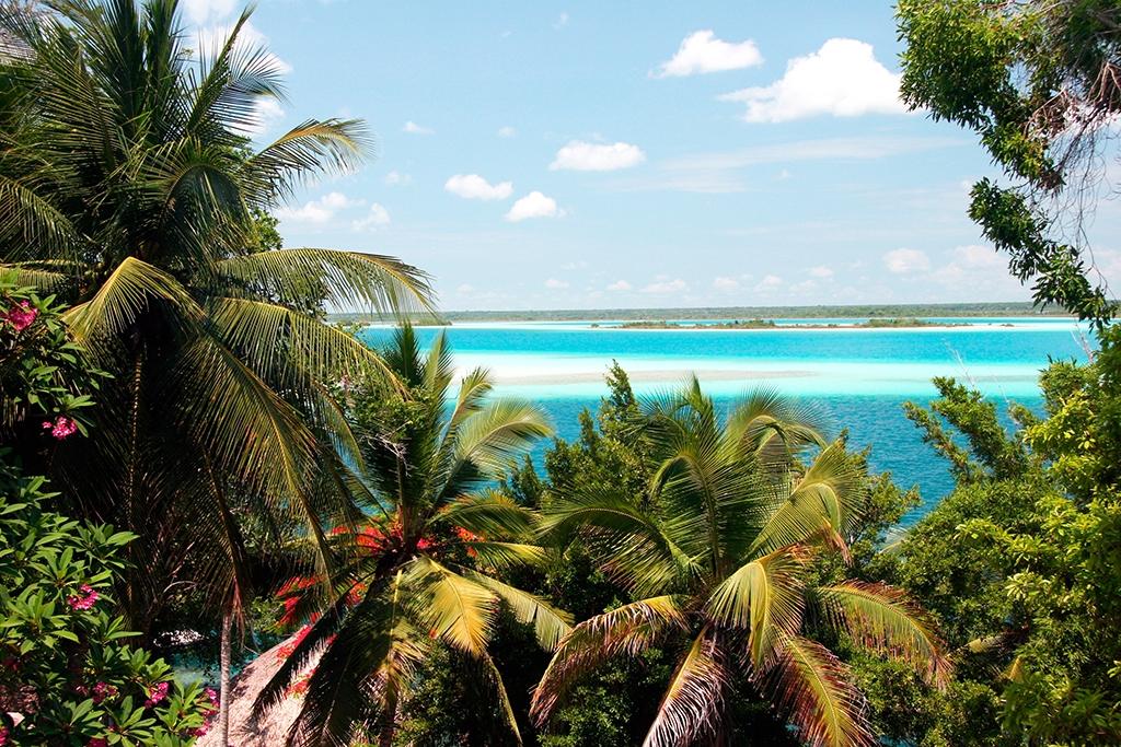 Des ruines antiques aux rives des Caraïbes
