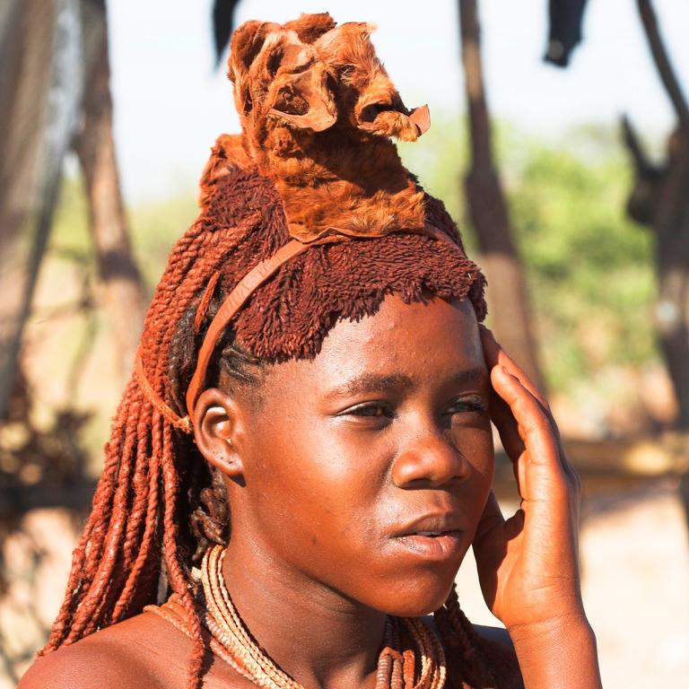 Rencontre avec les Himbas dans la région la plus reculée de Namibie