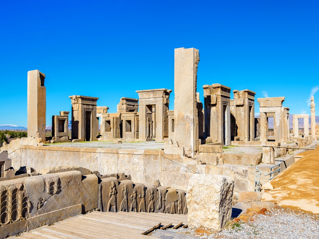 Persépolis, une véritable Merveille…