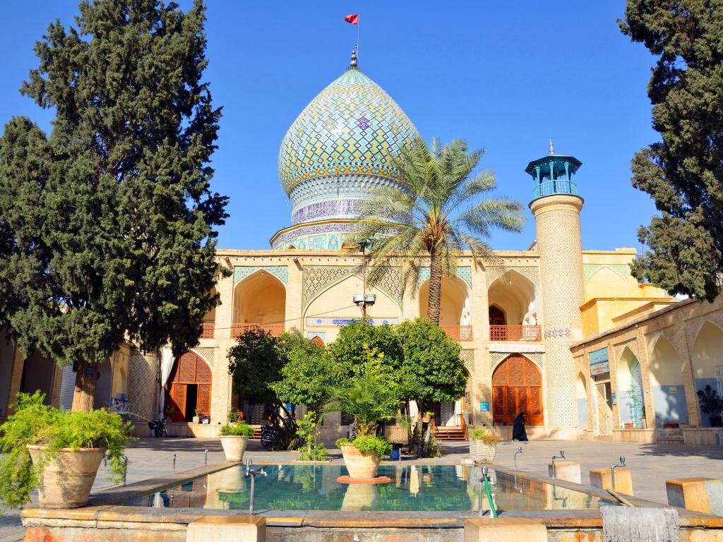 Arrivée à Shiraz, la ville des poètes