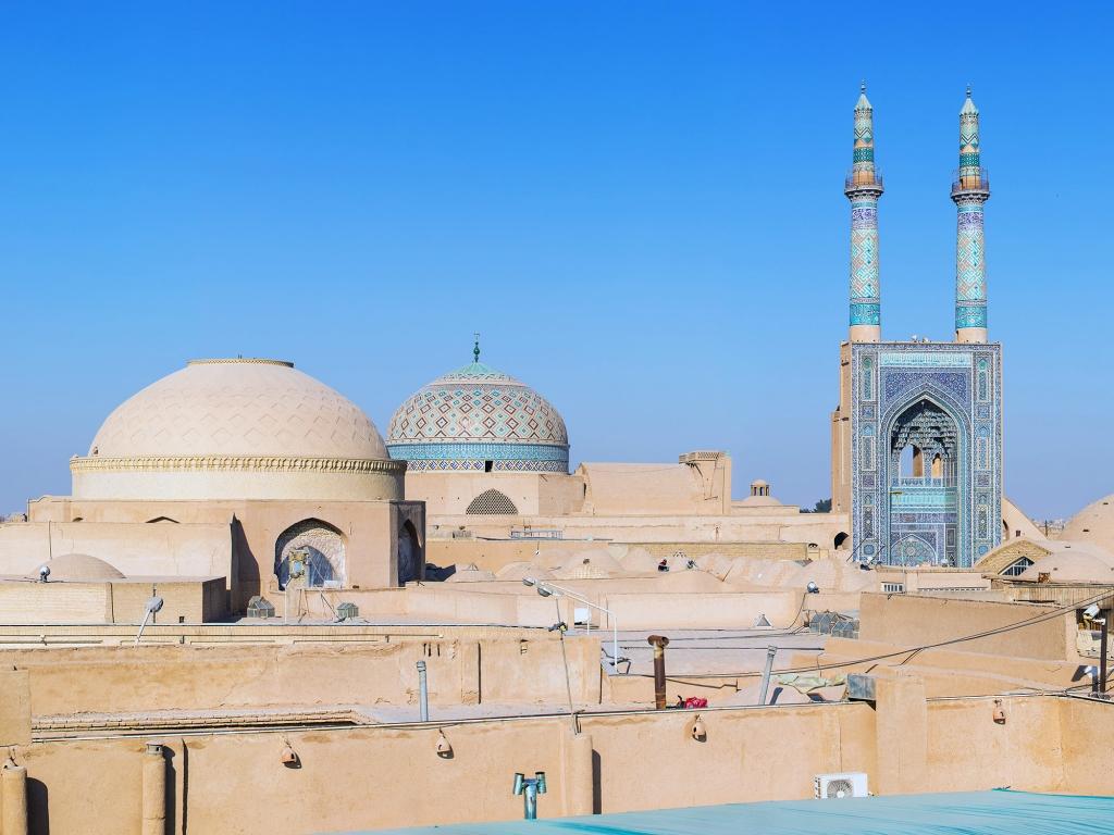Yazd et les mystères du zoroastrisme