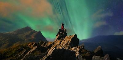 Thématique: Sous les lumières des aurores boréales