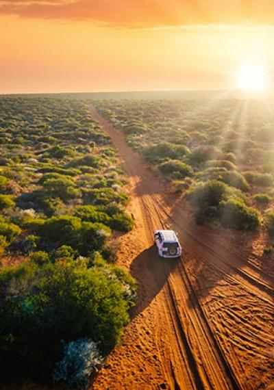 Thématique: Les plus beaux itinéraires en voiture