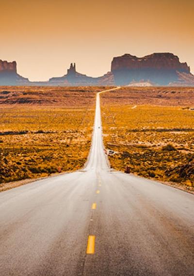 Thématique: Les plus belles routes des Etats Unis