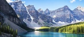 Les Rocheuses, des couleurs canadiennes