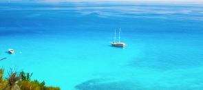 Navigation dans les îles éoliennes