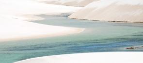 Bahia et les lagunes du désert