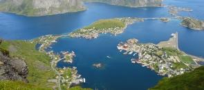 Splendeur des fjords et grands espaces