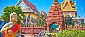 Le Cambodge entre terre et mer