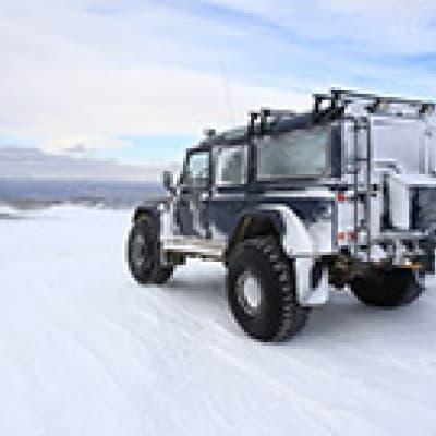 Conduisez une super-jeep !