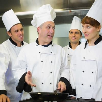 Cours de cuisine pour faire le Mole