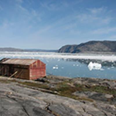 Croisière jusqu'au glacier Eqi