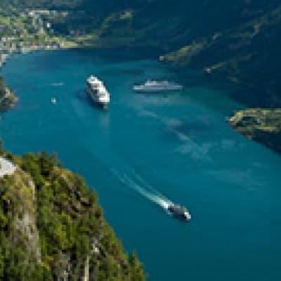 Croisière sur le fjord de Qooroq