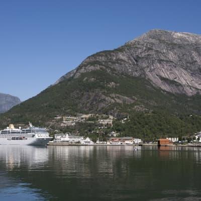 Croisière sur le Hardangerfjord