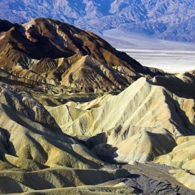 Découverte de Death Valley