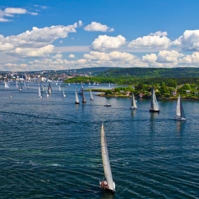 Mini-croisière sur le fjord d'Oslo