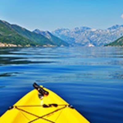 Tour en kayak à Stokkseyri