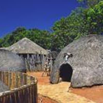 Visite culturelle d'un village