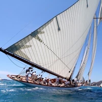 Sortie en mer sur un voilier