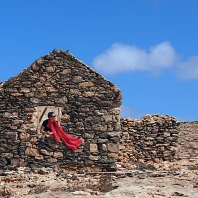Tour de l'île de Santiago